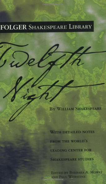 Twelfth Night, Or, What You Will (Turtleback School & Library Binding Edition) [Library Binding] Cover