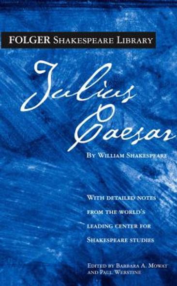 Julius Caesar (Turtleback School & Library Binding Edition) [Library Binding] Cover
