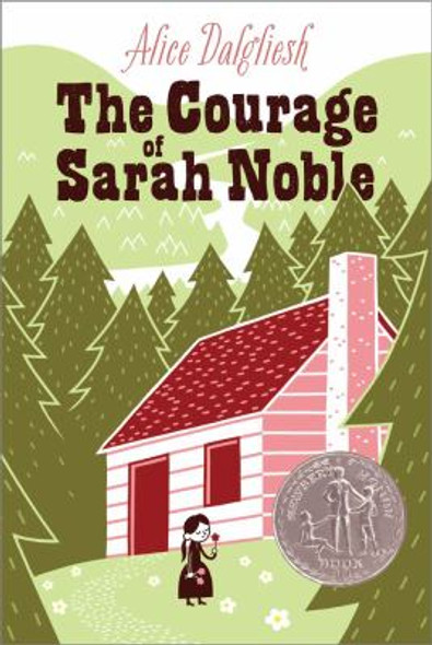 The Courage of Sarah Noble [Paperback] Cover