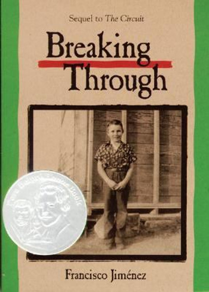 Breaking Through [Paperback] Cover