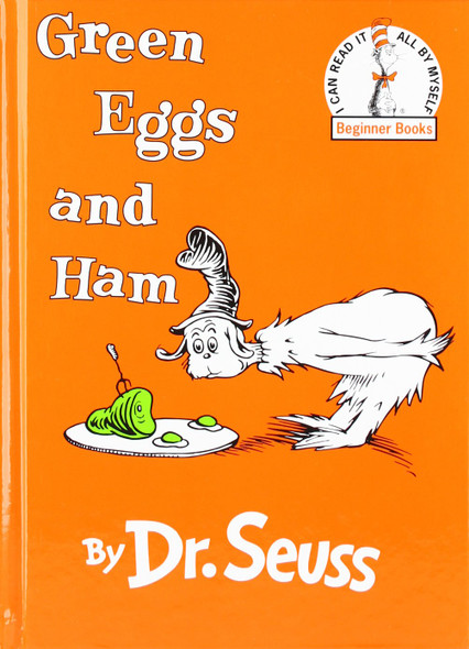 Green Eggs and Ham [Hardcover] Cover