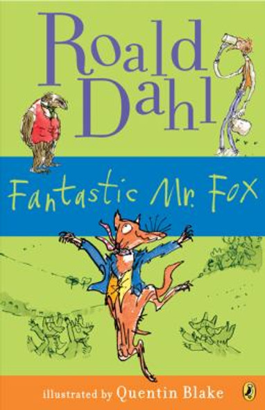 Fantastic Mr. Fox [Paperback] Cover
