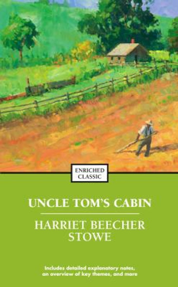 Uncle Tom's Cabin [Paperback] Cover