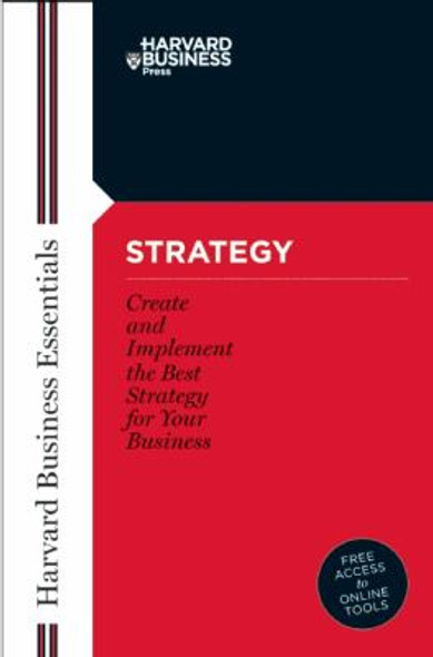 Strategy: Create and Implement the Best Strategy for Your Business [Paperback] Cover