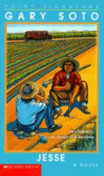 Jesse [Mass Market Paperback] Cover