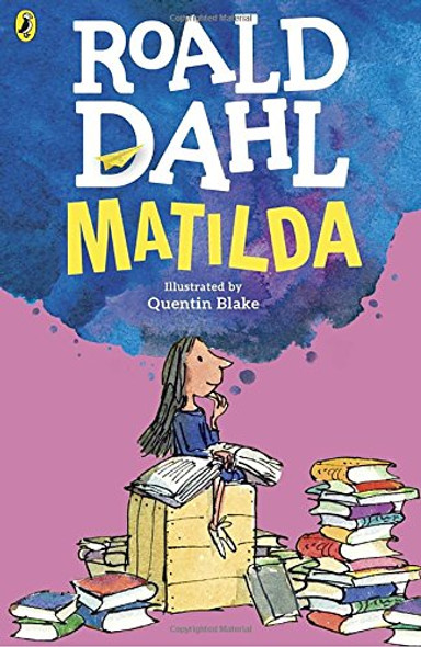 Matilda [Paperback] Cover