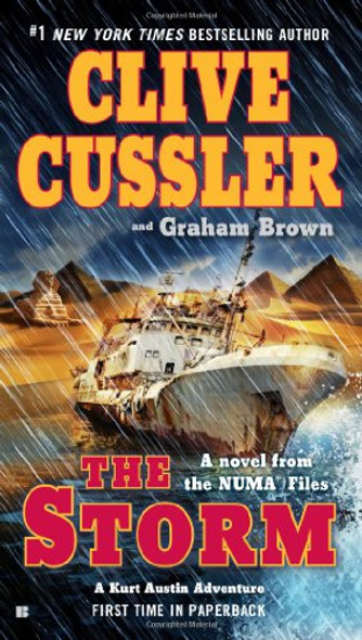 The Storm [Mass Market Paperback] Cover