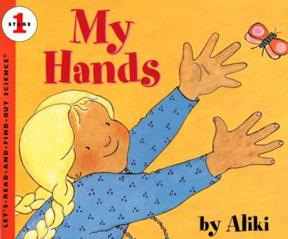 My Hands [Paperback] Cover