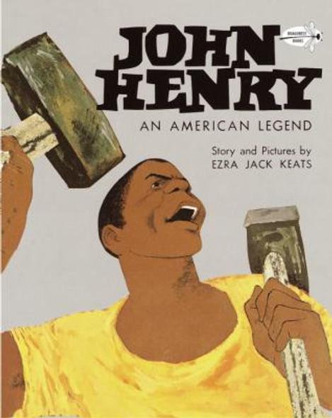 John Henry: An American Legend [Paperback] Cover