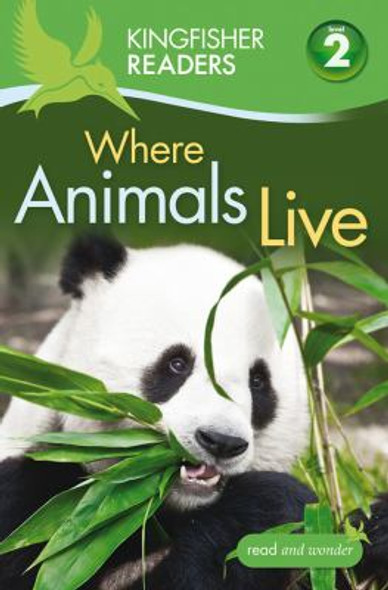 Where Animals Live [Paperback] Cover