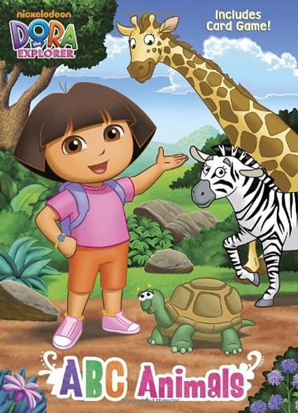 ABC Animals (Dora the Explorer) [Paperback] Cover