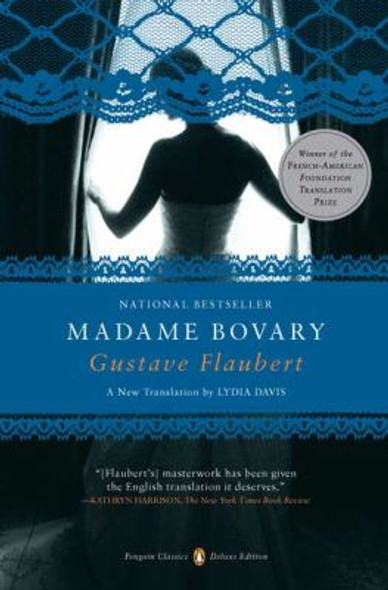 Madame Bovary [Paperback] Cover