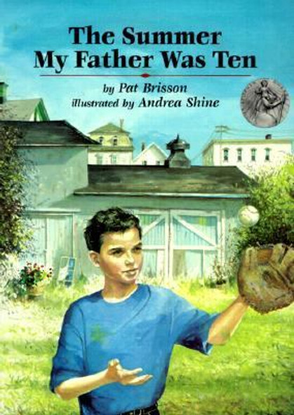 The Summer My Father Was Ten [Paperback] Cover