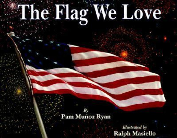 The Flag We Love [Paperback] Cover