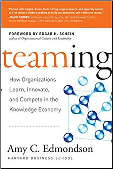Teaming [Hardcover] Cover