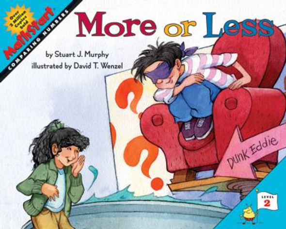 More or Less [Paperback] Cover