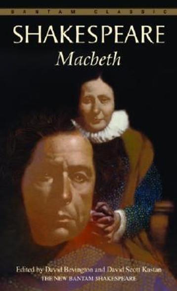 Macbeth ( Bantam Classics ) [Mass Market Paperback] Cover