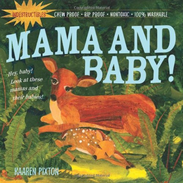 Mama and Baby! (Indestructibles) [Paperback] Cover