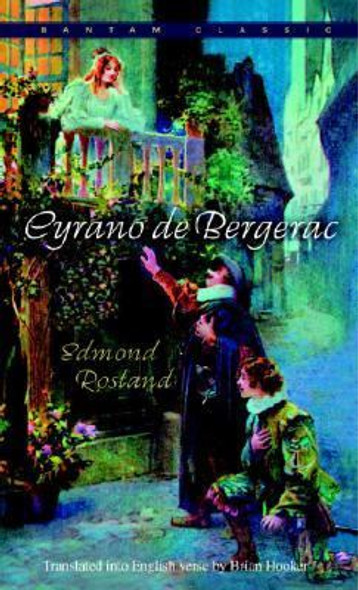 Cyrano de Bergerac: A Heroic Comedy in Five Acts [Mass Market Paperback] Cover
