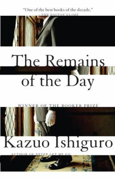 The Remains of the Day [Paperback] Cover