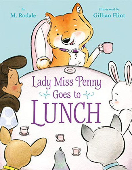 Lady Miss Penny Goes to Lunch (Lady Miss Penny #1) Cover