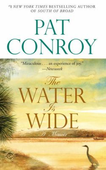 The Water Is Wide: A Memoir [Paperback] Cover