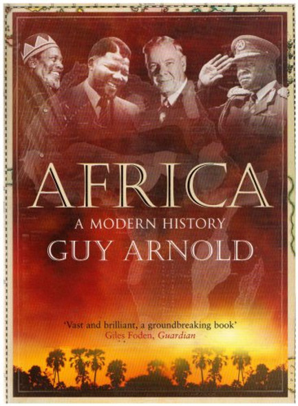 Africa: A Modern History [] Cover