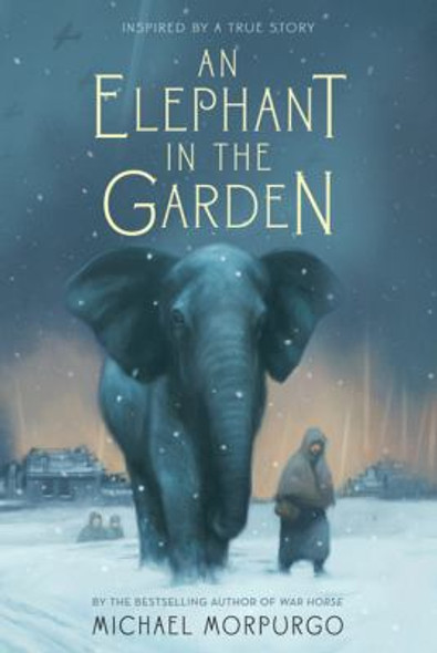 An Elephant in the Garden [Hardcover] Cover