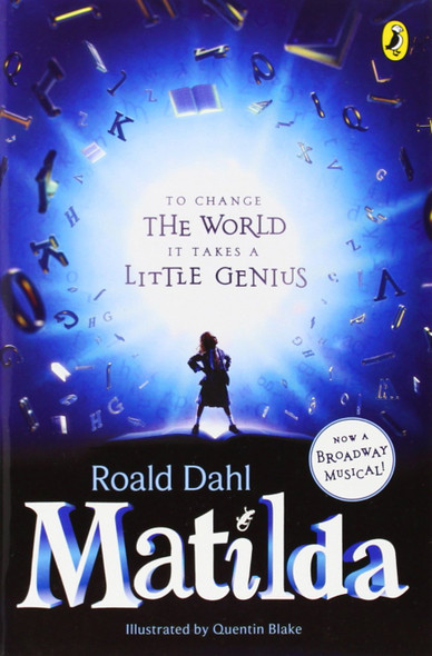 Matilda: Broadway Tie-In [Paperback] Cover