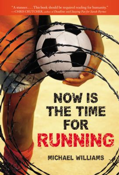 Now Is the Time for Running [Paperback] Cover