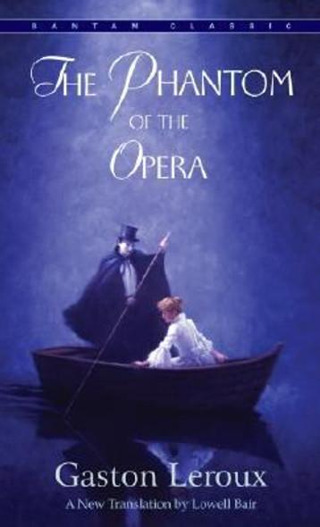 The Phantom of the Opera [Mass Market Paperback] Cover
