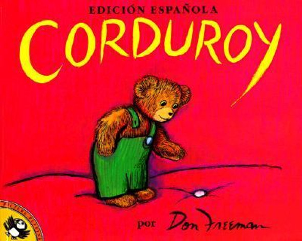 Corduroy (Edicion Espanola) [Paperback] Cover