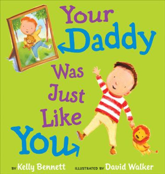 Your Daddy Was Just Like You [Hardcover] Cover