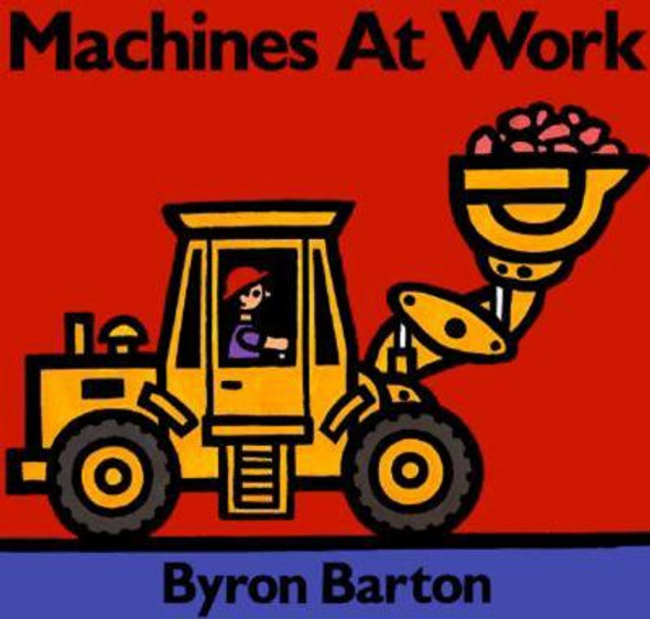 Machines at Work [Hardcover] Cover