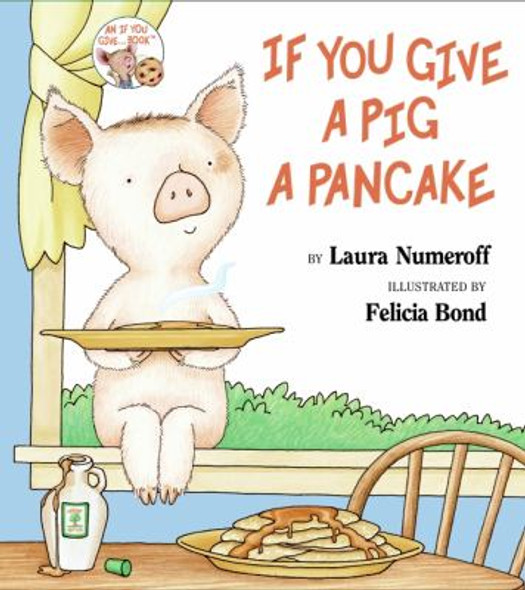 If You Give a Pig a Pancake [Hardcover] Cover