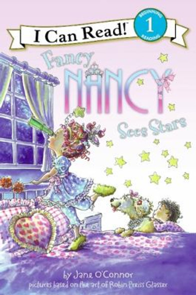 Fancy Nancy Sees Stars Cover