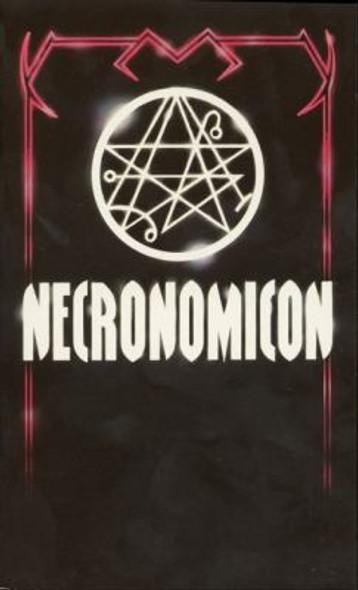 The Necronomicon [Paperback] Cover