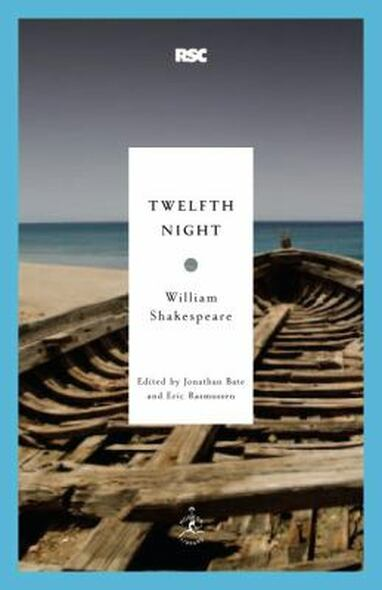 Twelfth Night [Paperback] Cover
