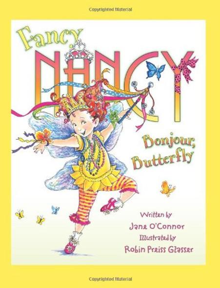 Fancy Nancy: Bonjour, Butterfly Cover