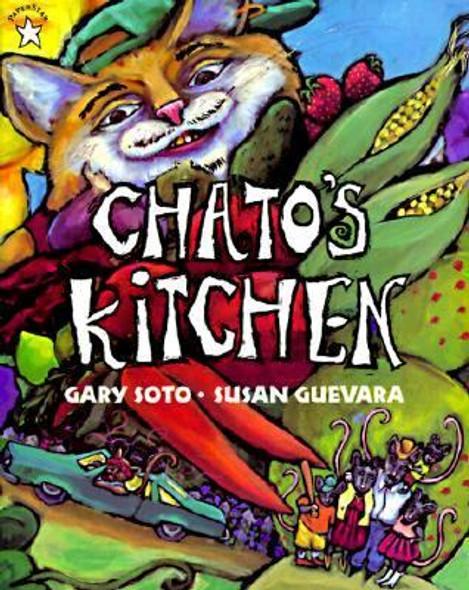Chato's Kitchen [Paperback] Cover