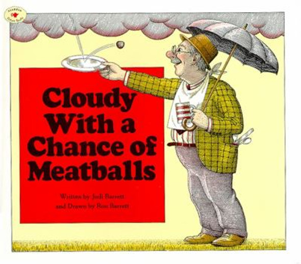Cloudy with a Chance of Meatballs [Paperback] Cover