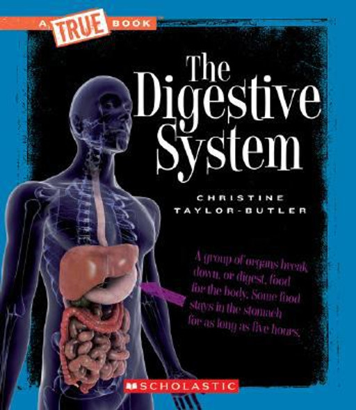 The Digestive System [Paperback] Cover