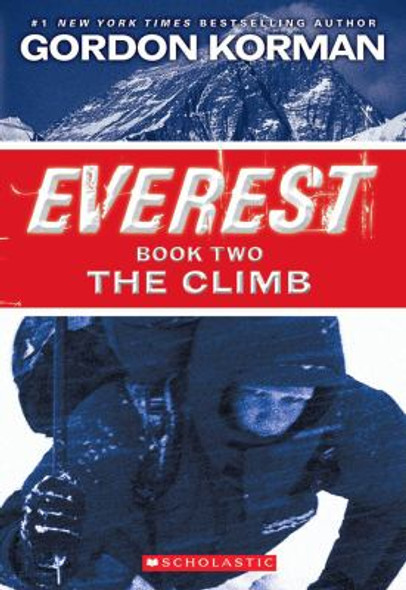 Everest Book Two: the Climb Cover
