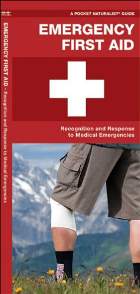 Emergency First Aid: Recognition and Treatment of Medical Emergencies ( Pocket Tutor ) [Paperback] Cover