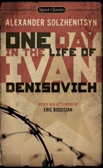 One Day in the Life of Ivan Denisovich [Mass Market Paperback] Cover
