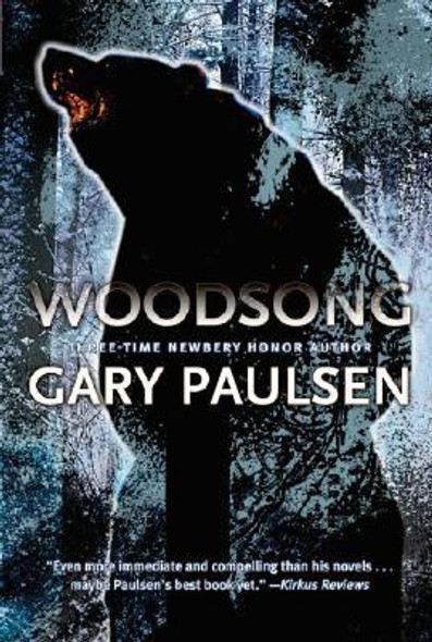 Woodsong [Paperback] Cover
