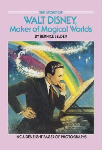 The Story of Walt Disney: Maker of Magical Worlds [Mass Market Paperback] Cover