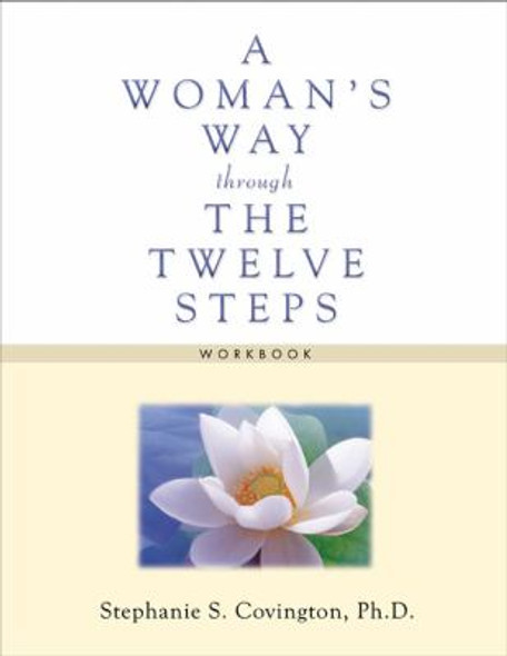 A Woman's Way Through the Twelve Steps [Paperback] Cover