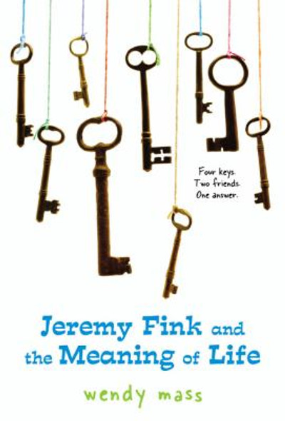 Jeremy Fink and the Meaning of Life [Paperback] Cover