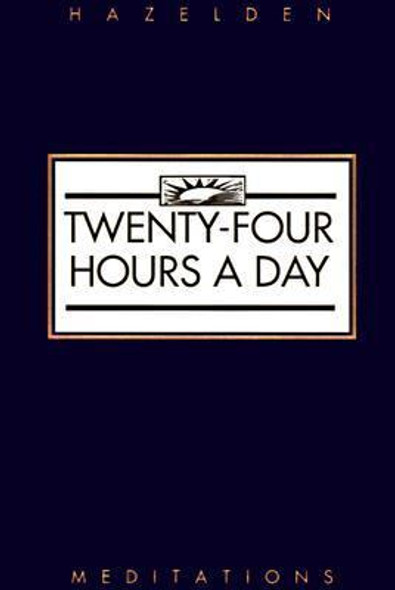 Twenty-Four Hours a Day [Paperback] Cover